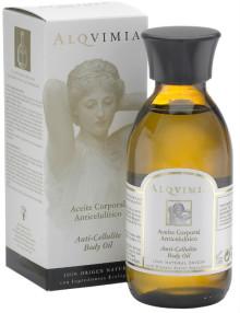 centro de estetica zaragoza ArpelEstetica - ALQUVIMIA Anti-Cellulite Body Oil-150-w