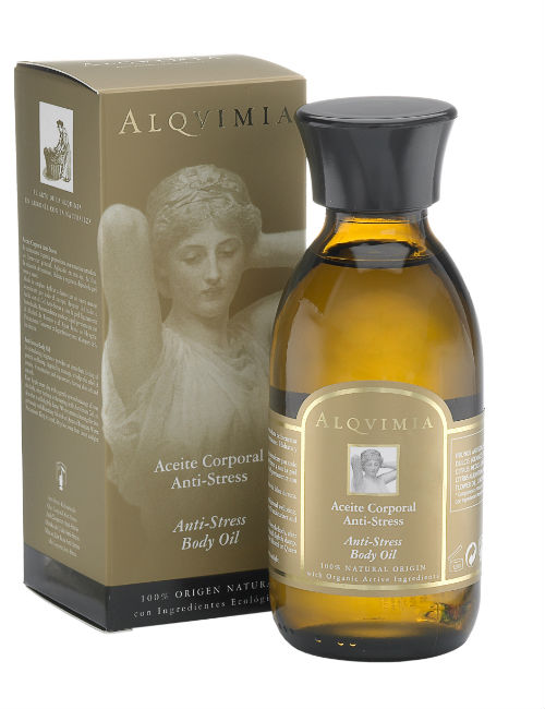 centro de estetica zaragoza ArpelEstetica - ALQUVIMIA Anti-Stress Body Oil-150-w