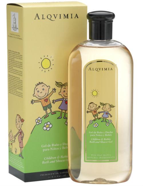 centro de estetica zaragoza ArpelEstetica - ALQUVIMIA Children Babies Bath Gel-400-w
