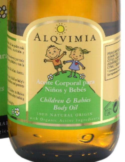 centro de estetica zaragoza ArpelEstetica - ALQUVIMIA Children Babies Body Oil-150-w1
