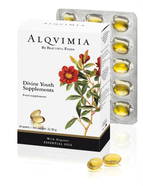 centro de estetica zaragoza ArpelEstetica - ALQUVIMIA Divine Youth Supplements + blister