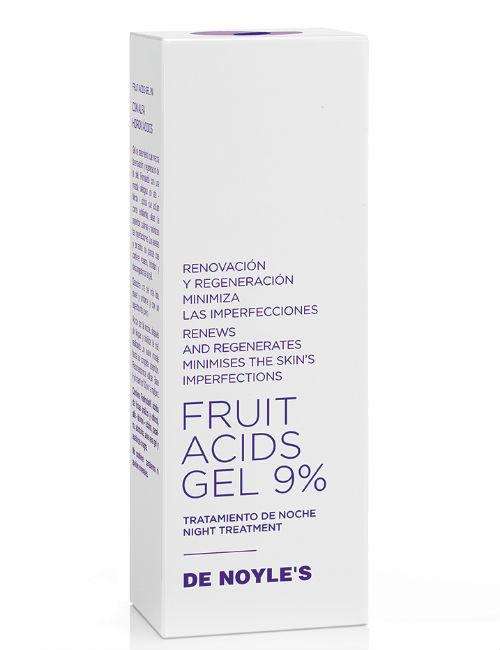 Tratamientos de belleza Zaragoza ARPEL - FruitsAcidGel