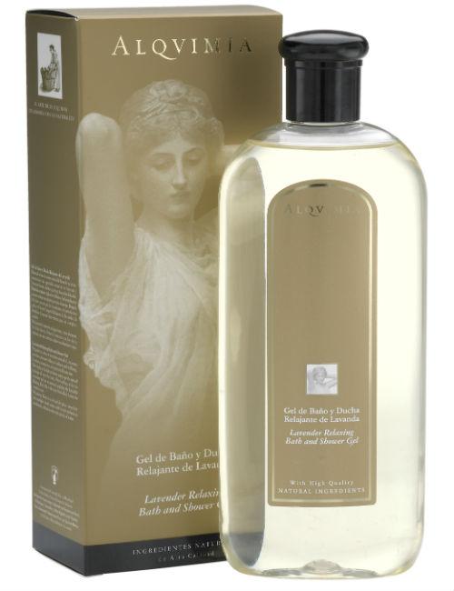 centro de estetica zaragoza ArpelEstetica - ALQUVIMIA Lavender Relaxing Bath Gel-400-w