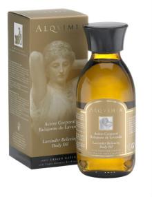 centro de estetica zaragoza ArpelEstetica - ALQUVIMIA Lavender Relaxing Body Oil-150-w