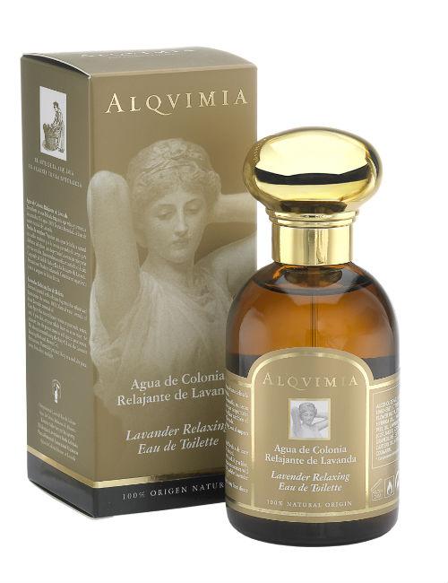 centro de estetica zaragoza ArpelEstetica - ALQUVIMIA Lavender Relaxing Eau de Toilette-100-w