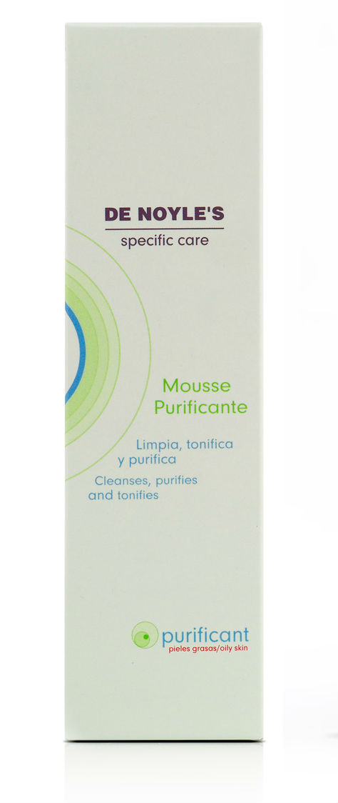 Tratamientos de belleza Zaragoza ArpelEstetica - MoussePurif