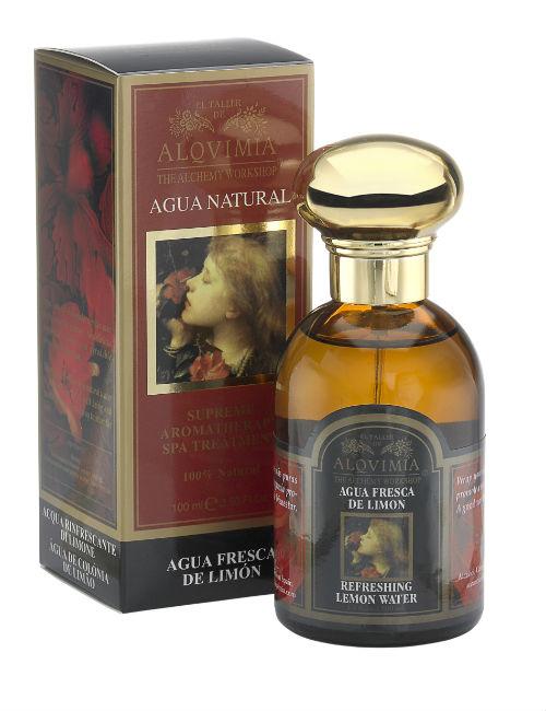 centro de estetica zaragoza ArpelEstetica - ALQUVIMIA Refreshing Lemon Water-100-w