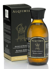 Tratamientos de belleza Zaragoza ArpelEstetica ALQVIMIA Rosemary Alcohol 150ml
