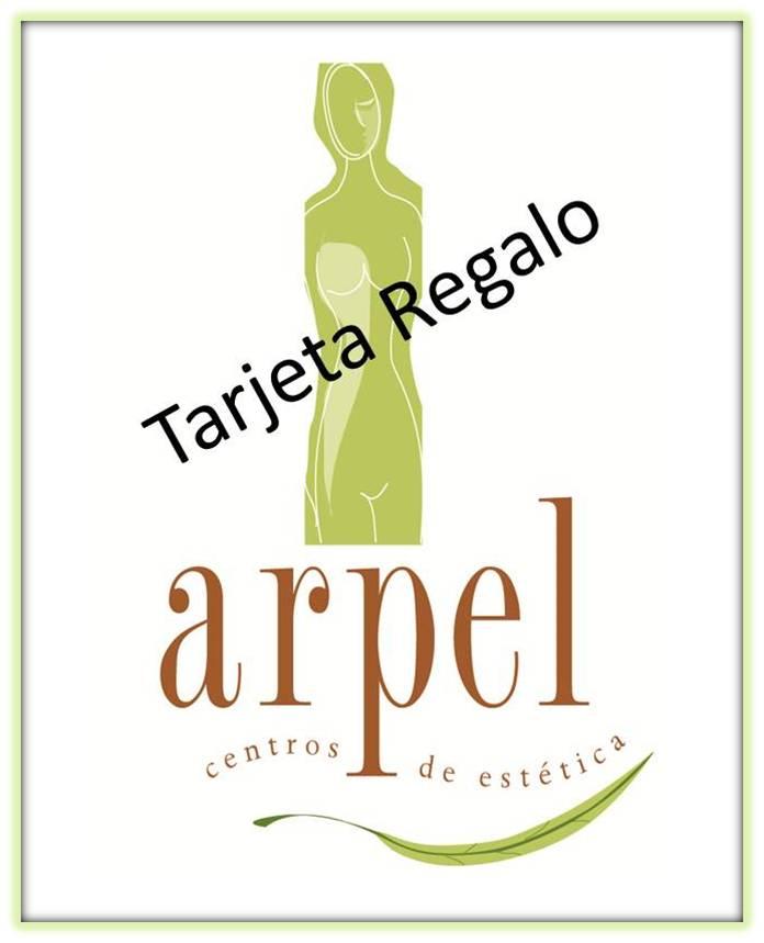 Centro de estetica Zaragoza ArpelEstetica Tarjeta regalo mujer