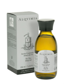 Tratamientos de belleza Zaragoza ArpelEstetica ALQVIMIA Tea-Tree-Body-Oil-150ml-w