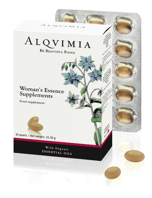 Centro de belleza Zaragoza ArpelEstetica ALQVIMIA Womans Essence Supplements + blister